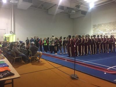 BISD Gymnastics Meet (December 2017)