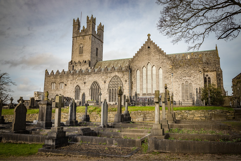 St Mary's Cathedral in Limerick