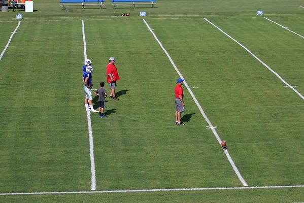 Prep Football vs William Monroe
