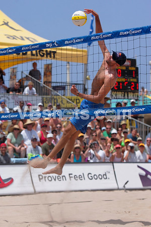 AVP Manhattan Beach (Fri-Sun) 2009