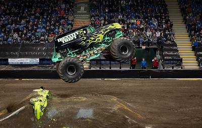 Monster Truck Chaos 25-Jan-2020