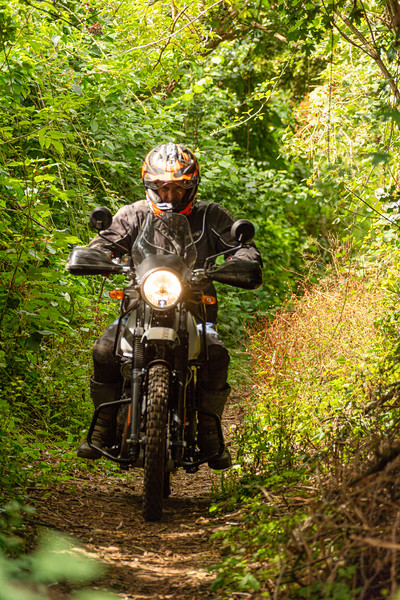 Jim Cairnduff - Greenlaning with SME