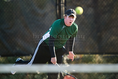 Varsity Boys Tennis vs. Johns Creek