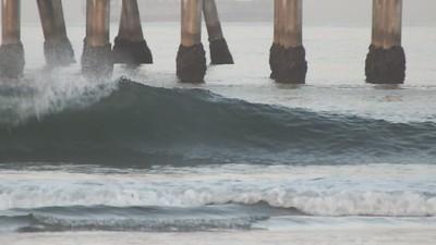 3/19/21 * DAILY SURFING VIDEOS * H.B. PIER