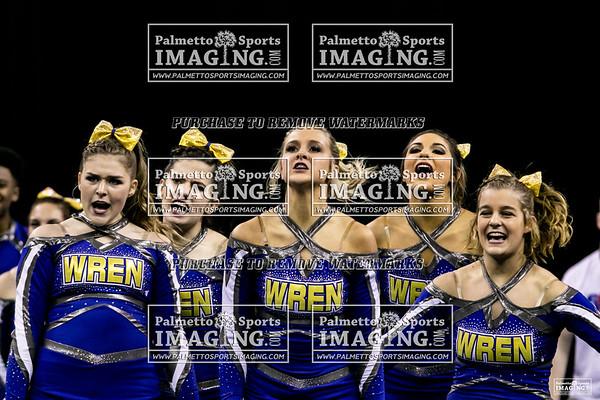 Wren-2019 Cheerleading Championship