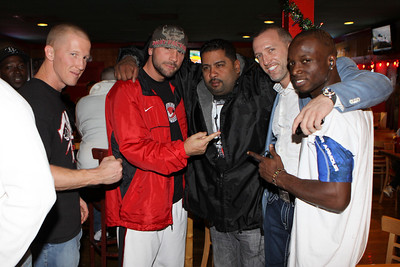 Jannus Fights... Weigh In... Friday December 10 , 2010