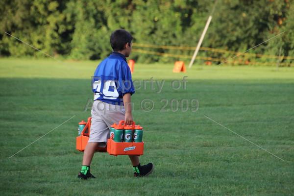 7-8th fball v. south beloit . 8th grade parent night