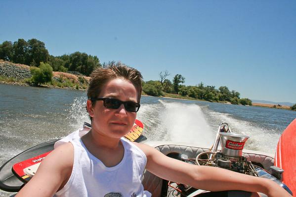 6-26-2012 Water Skiing Delta