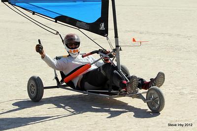 NABSA 2012 NA Wed. 4/4 Arrival, Setup & practice runs