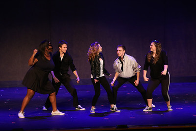 Footloose Solon High 2014 Spring