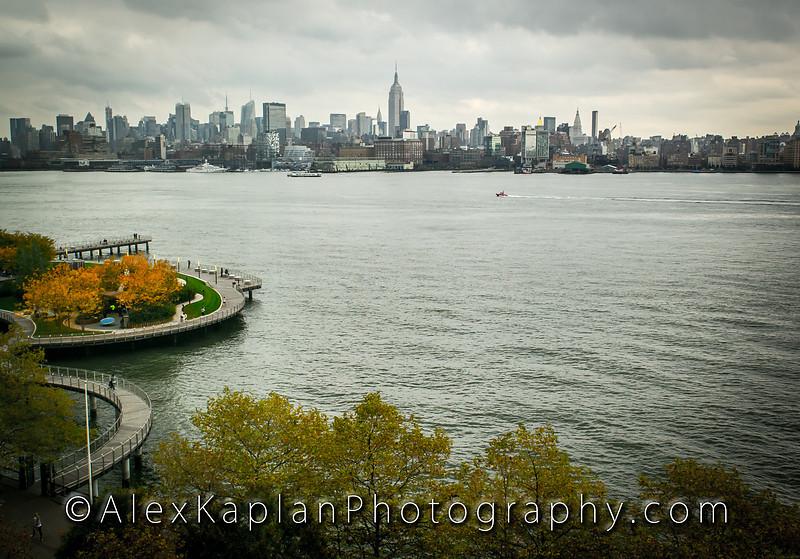 Ny Cityscape from Hoboken, NJ By AlexKaplanPhoto.com
