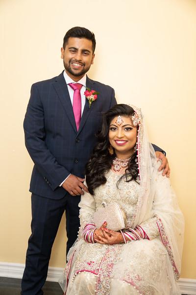 Rubab & Naqeeb Engagement