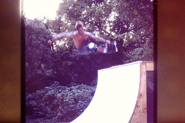 Pre-1995 Family Slides