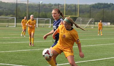 Imapct U15 vs Ohio Elite Away