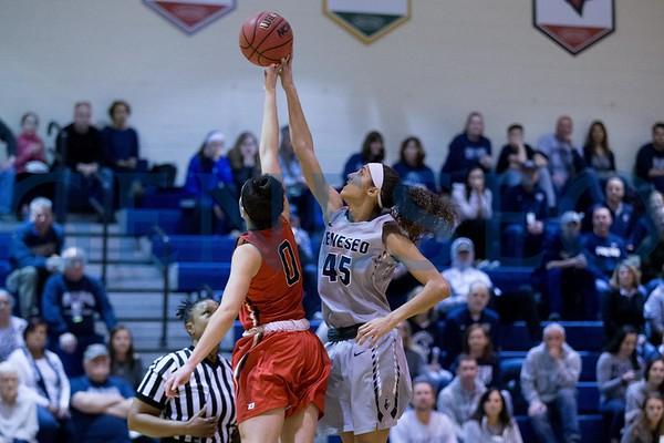 (SUNYAC Championship) Women's Basketball vs. Oneonta
