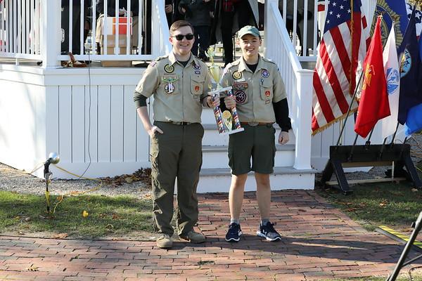 Tri-Town Veterans Day 2018