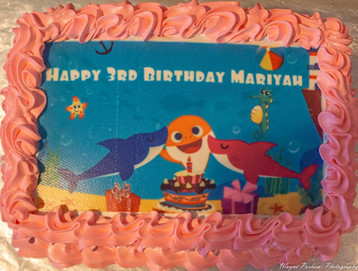 MARIYAH'S 3RD BDAY