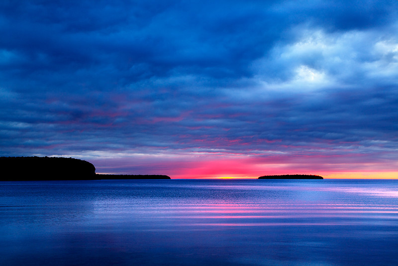 Eagle Bluff & Horseshoe Island (Door County - Wisconsin)