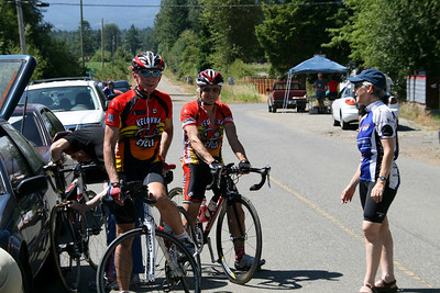 Courtenay (Dove Creek) RR, July 19, 2008