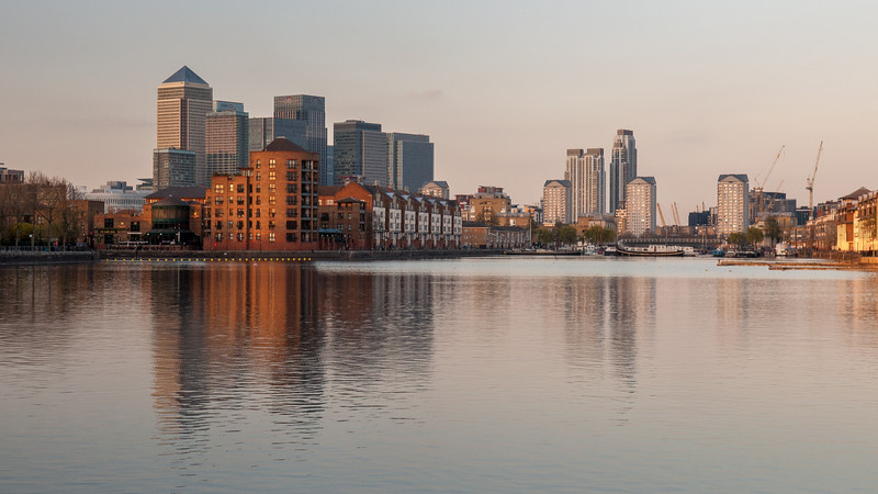 Docklands reflections