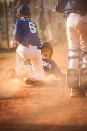 Dodgers Baseball 2015
