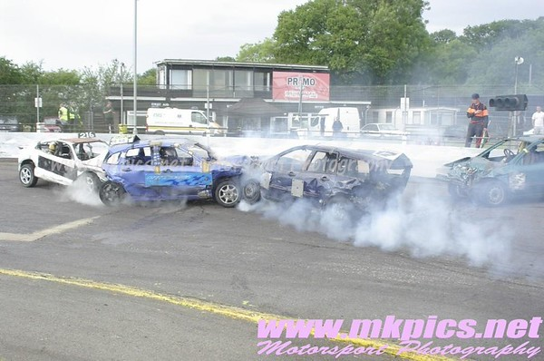 2L National Bangers, Northampton, 5 July 2015