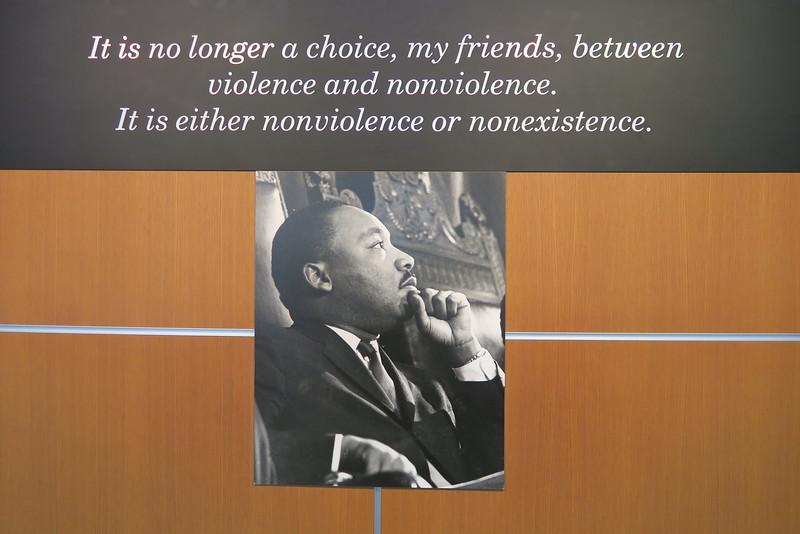 Martin Luther King, Jr National Historic Site Visitor Center