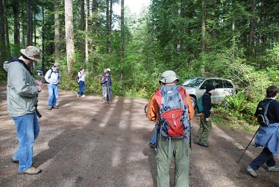 Mt Walker Climb - Jun 23