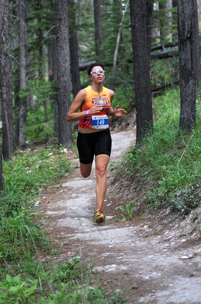 2011 Canmore Xterra Run - Get In
