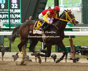 2012  Belmont Undercard