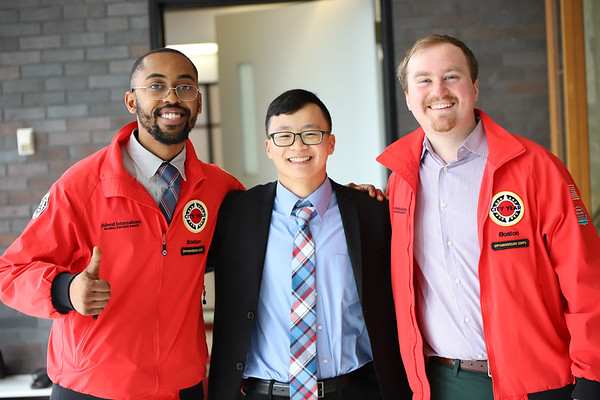 Professional Headshots 2019 - City Year Boston
