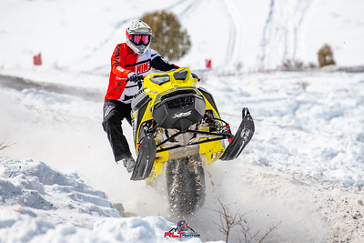 Bear Lake Saturday Ski-Doo