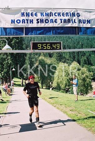 2005 Finish #8