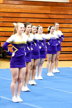 High School Competitive Cheer