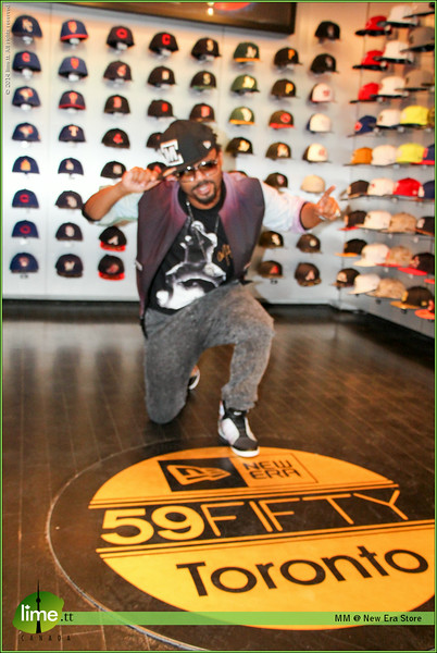 MM @ New Era Store