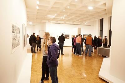 2017 Alumni Artists Reception