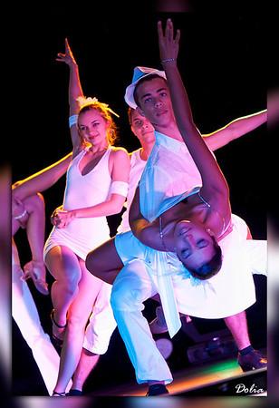 Tampon Latino Danse 2011