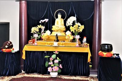 2019/04/27_Lễ Cầu Siêu ĐẠO TÂM Lê Trần Lộc tại TĐTK Nam Cali