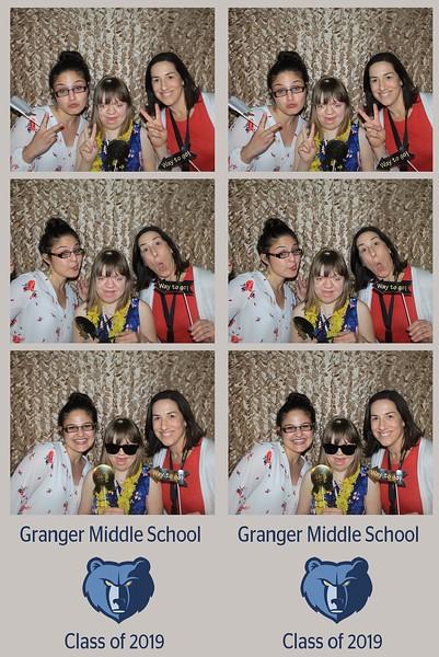 "Granger Middle School ""Class of 2019"""