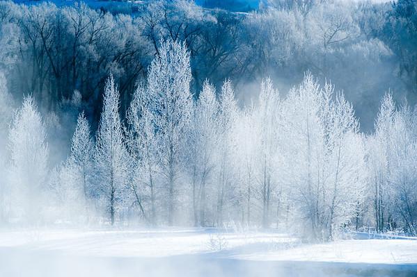 Jackson Wyoming Dec 2011