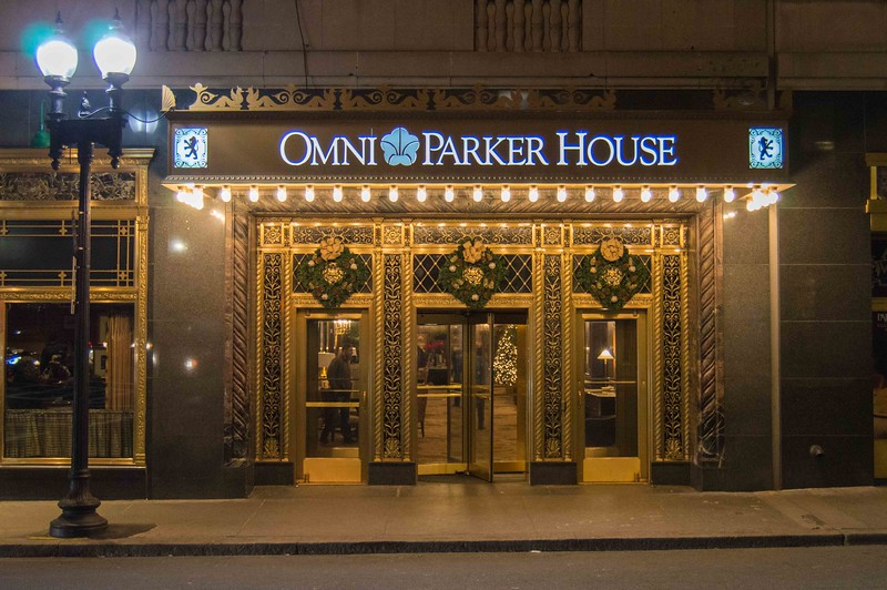 omni parker house boston