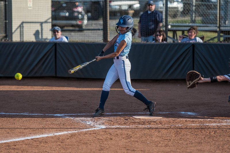 4-13-18 HVA vs Anderson County softball