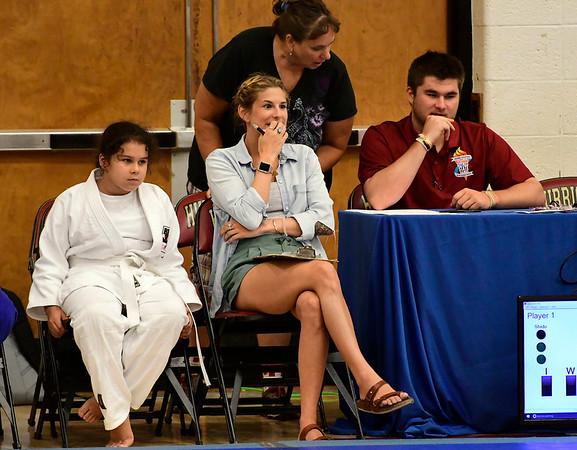 7/21/2018 Mike Orazzi | Staff Shelby Iava covering Judo.
