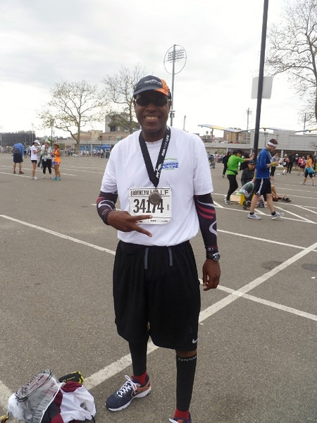 The bklyn half marathon 2013