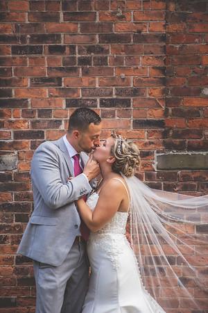 Tiffany and Tony Wedding