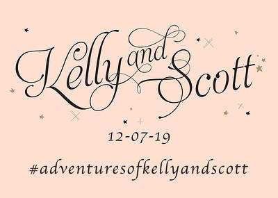 Kelly and Scott