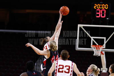 USC Women's Basketball 2010-2011 SeasonA