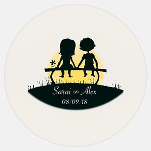 Sarai & Alex