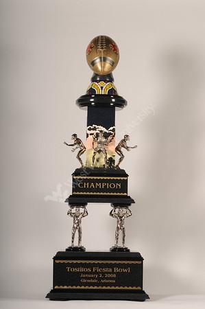 25127-Fiesta Bowl Trophy
