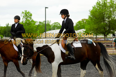 Jr. 13-18 and 12 under English Equitation 05/23/21